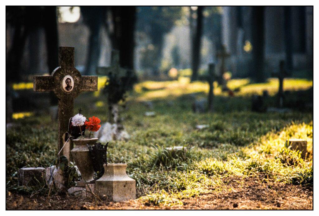 Venezia - Friedhof