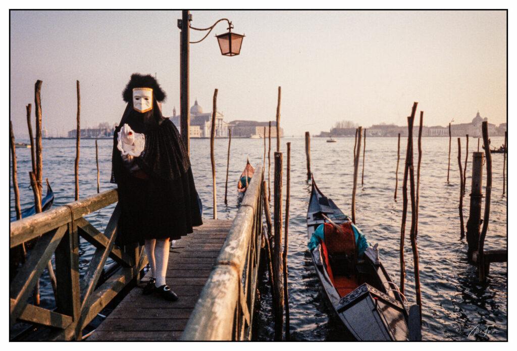 Venezia - Karnevall Masken